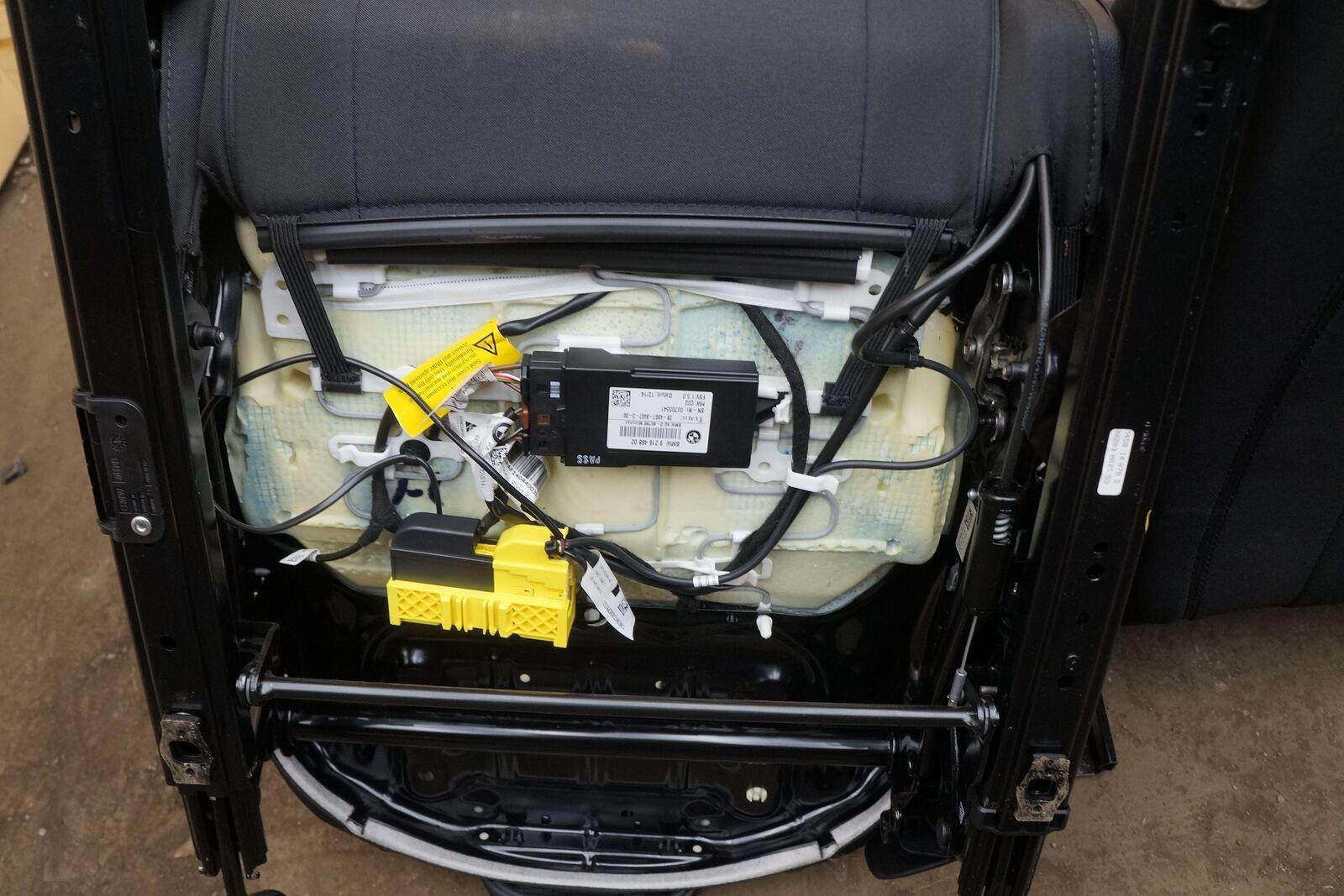 Superb Set Front Rear Manual Sport Seat Assembly Heated Ht Bmw Mini Cooper Wiring Cloud Brecesaoduqqnet