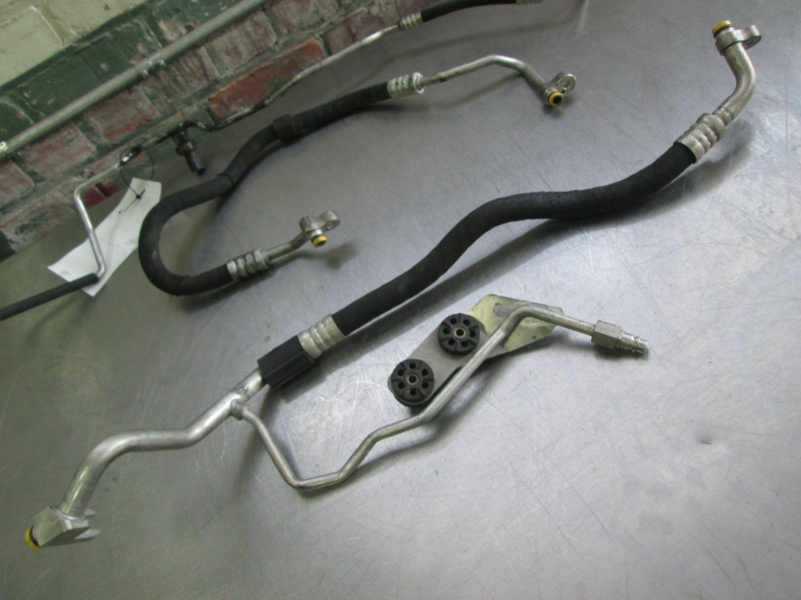 Set of 3 Air Conditioning AC A/C Hose Pipe BMW 5 0L V10 S85 M5 M6 E63 E64  06-08