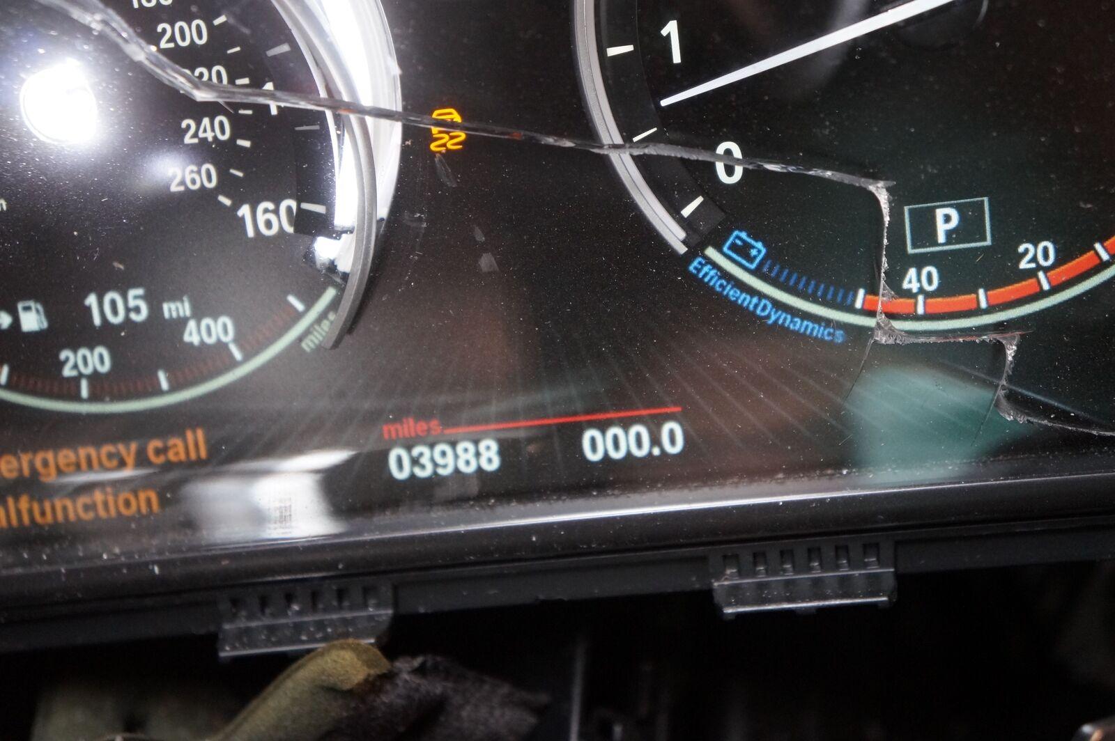 Set of 4 Rear Bumper Park Assist Sensor 66209283752 OEM BMW X1 X2 X3 X5 X6  13-18