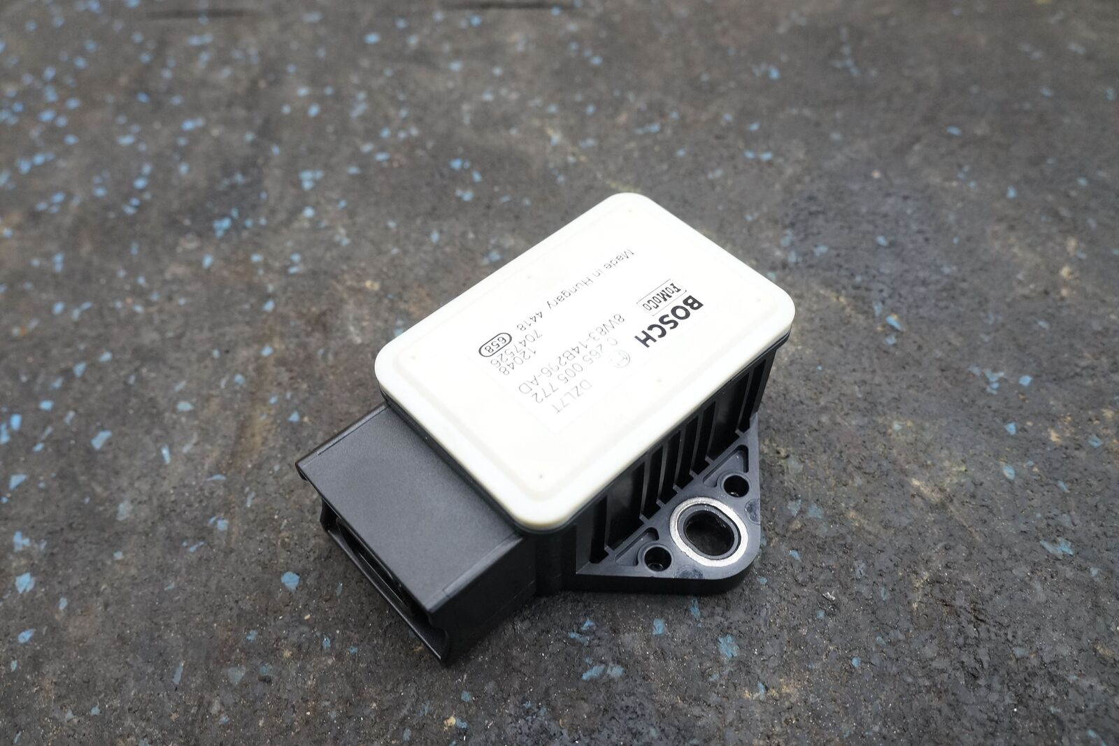 Yaw Rate Sensor Module C2D11474 8W8314B296AD Jaguar XJ XJL 2010-12 XF XK