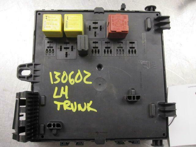 saab 9 3 boot fuse box 12766739 trunk fuse box saab 9 3 06     pacific motors  12766739 trunk fuse box saab 9 3 06