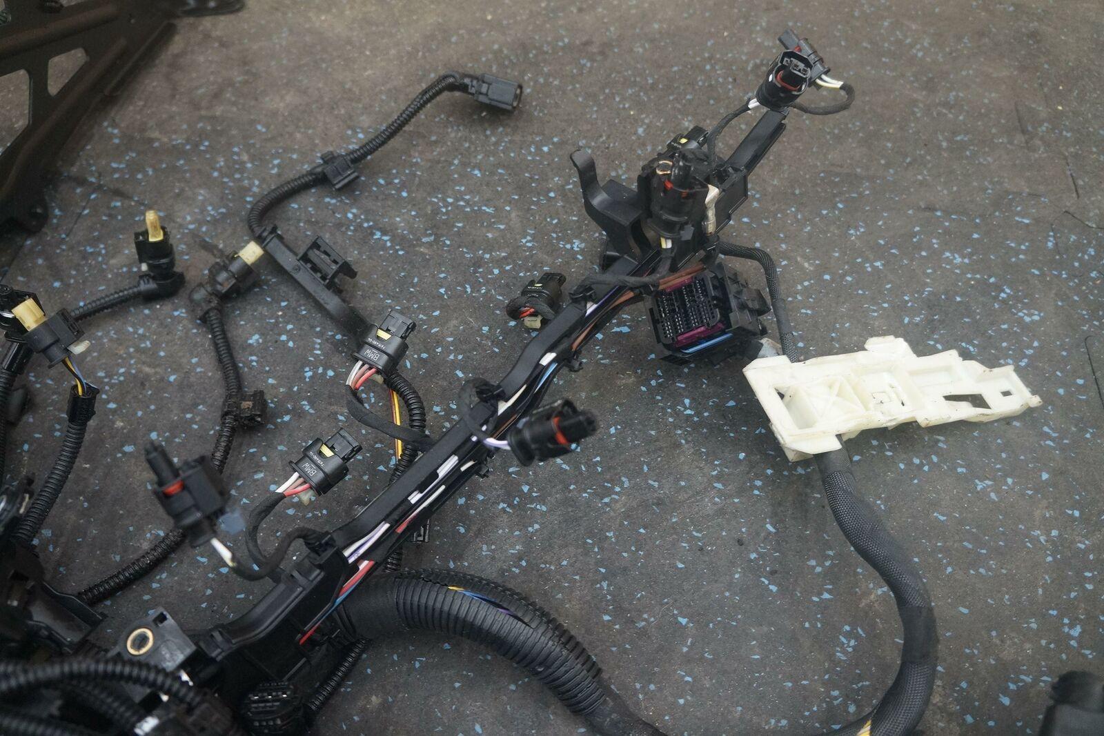 Bmw X3 Wiring Harnes