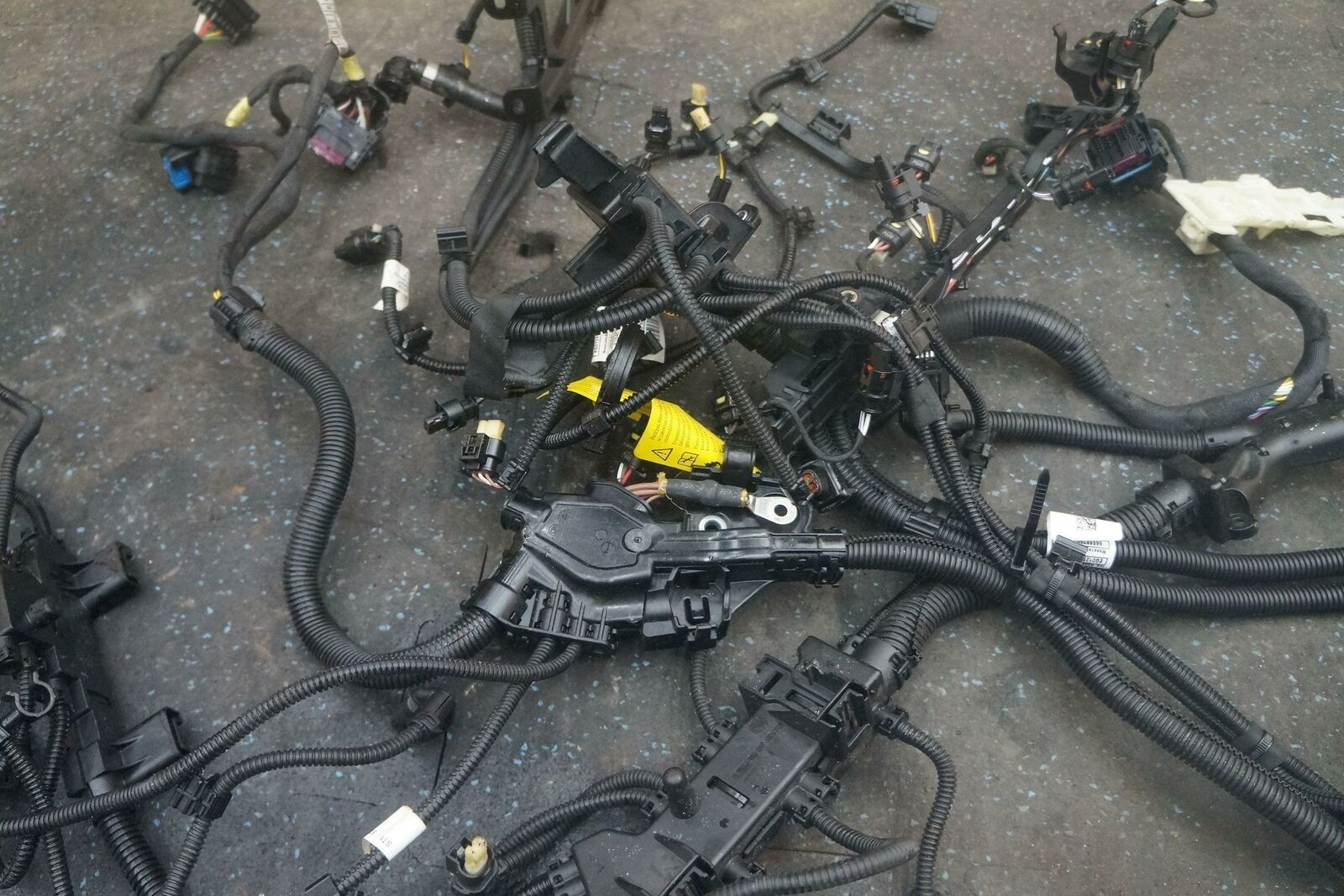 3.0L I6 Turbo N55 Engine Wire Wiring Harness Cable OEM BMW ...