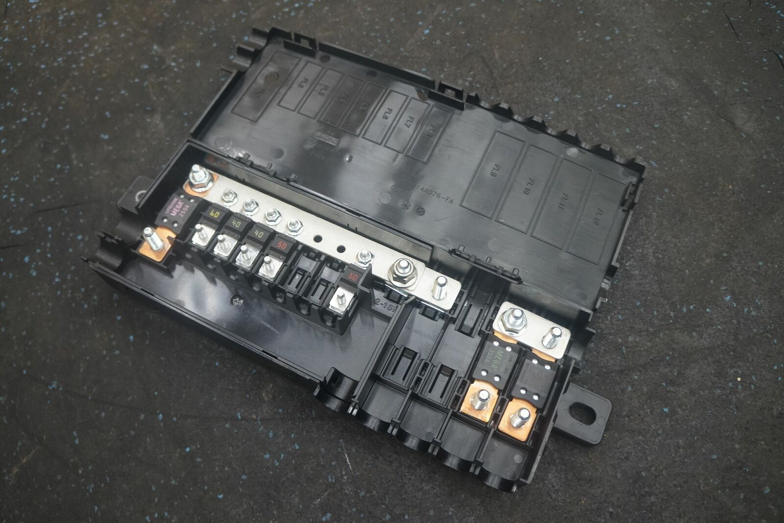 [ZHKZ_3066]  Battery Pre Fuse Box Block Assembly EX5314516CB OEM Jaguar F-Type 2015 –  Pacific Motors | Porsche Pre A Fuse Box |  | Pacific Motors