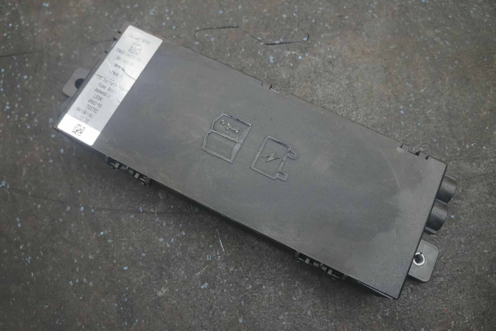 Jaguar F Type Fuse Box Location