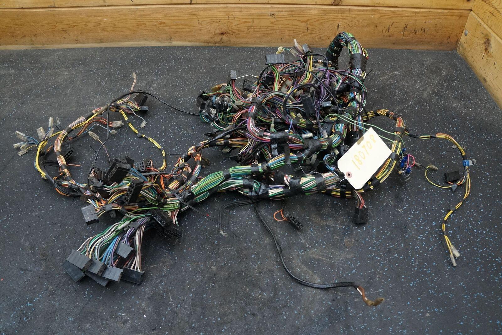 Body Wiring Wire Harnnes Assembly Lhd Lwb Rolls Royce