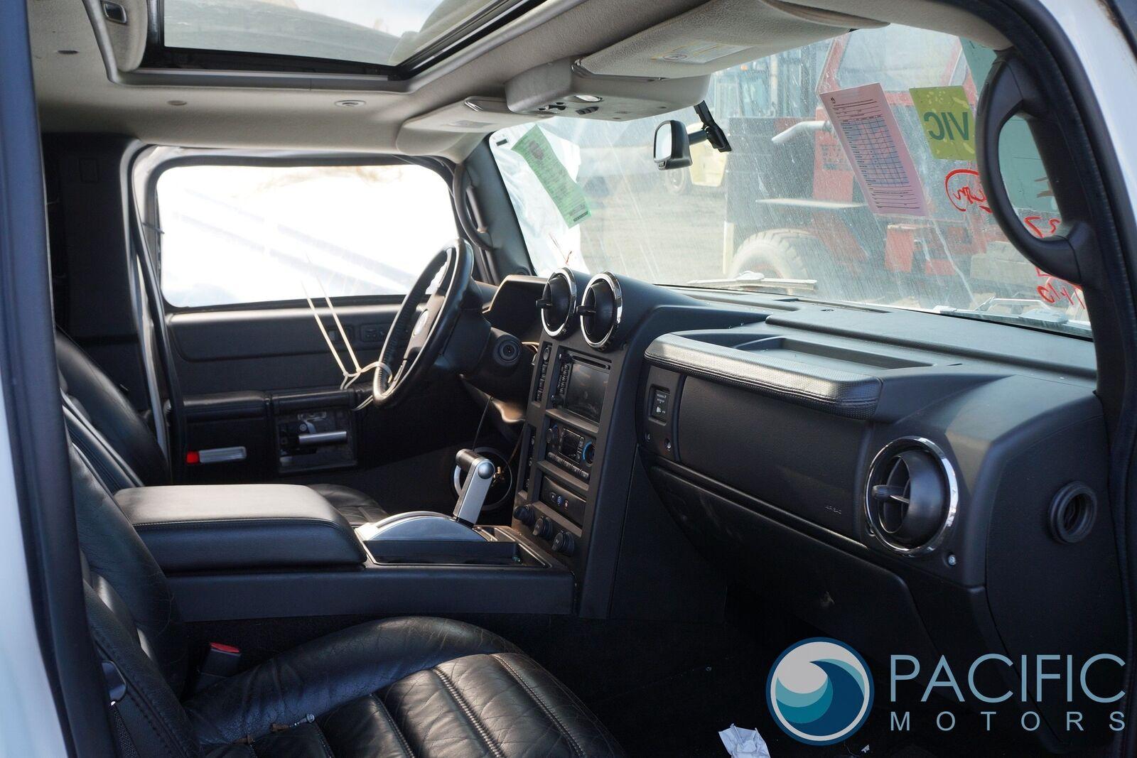 Center Console Bose Premium Subwoofer Speaker 11 Hummer H11 SUV SUT  11003-11 | hummer h2 subwoofer box