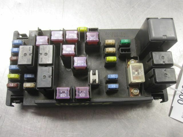 engine bay fuse box block 82241ag00a subaru legacy 2005