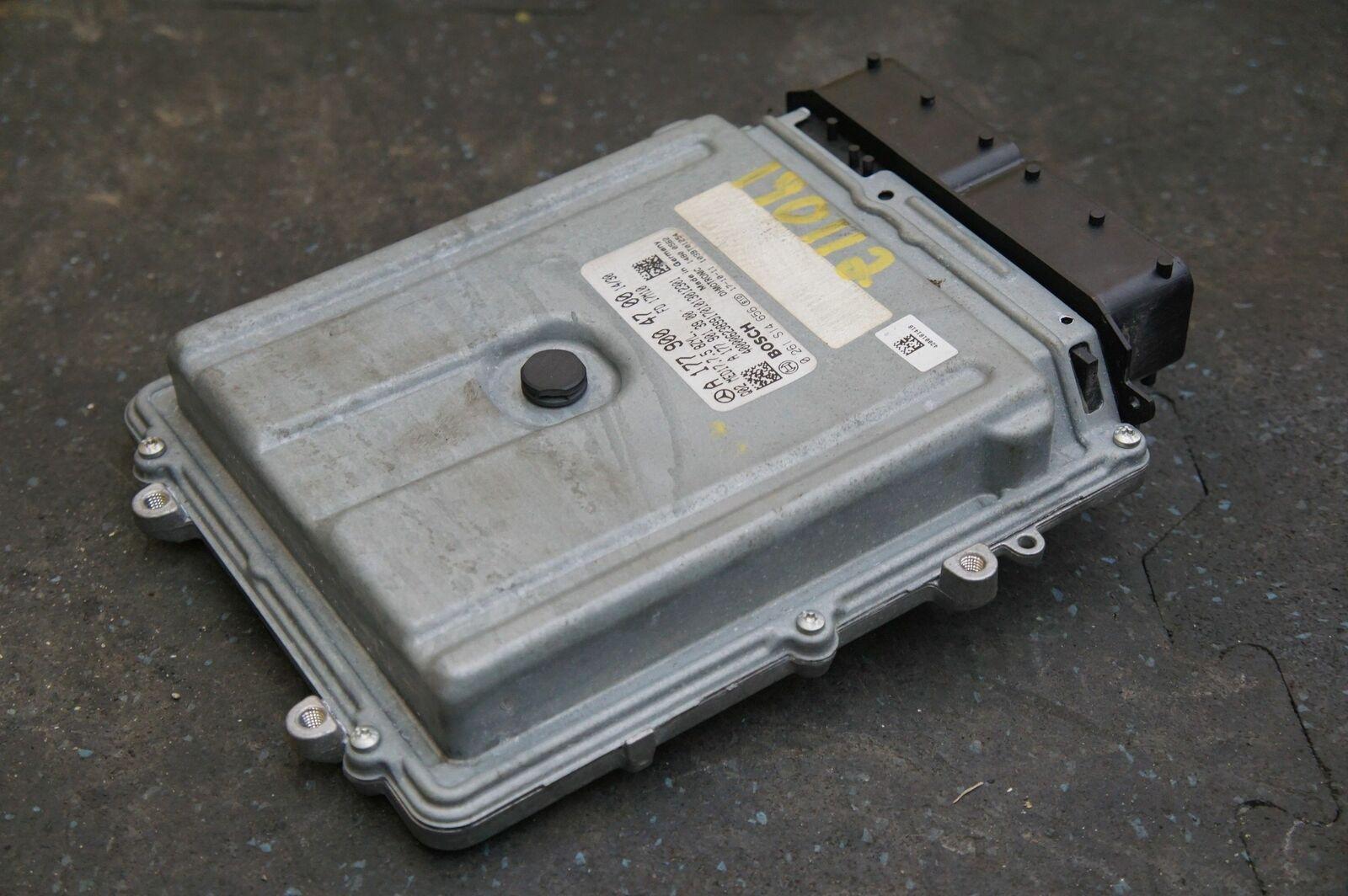 Engine Computer Control Module 1779004700 OEM Mercedes G550 S560 W222 W463  17-18