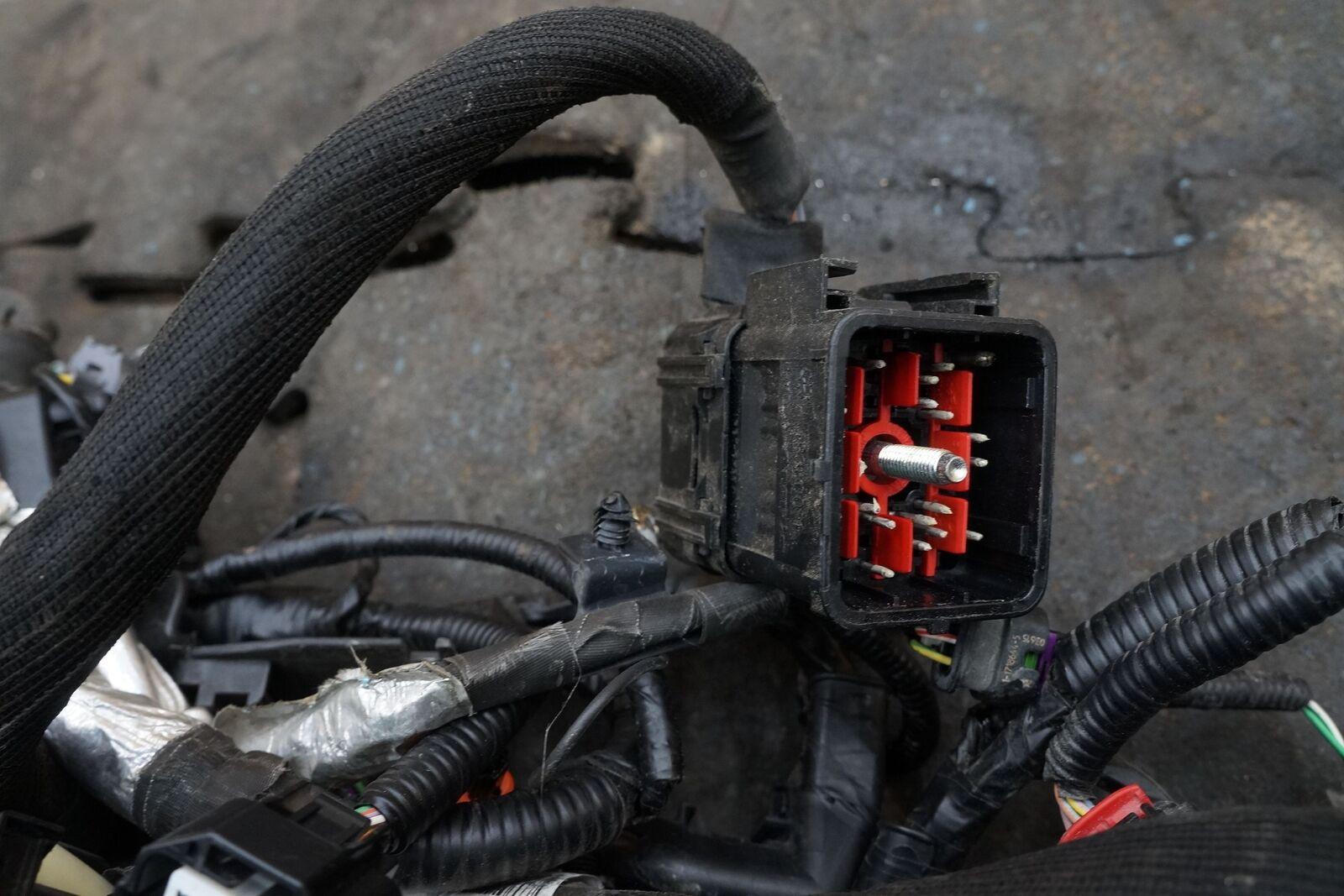 engine wiring wire harness