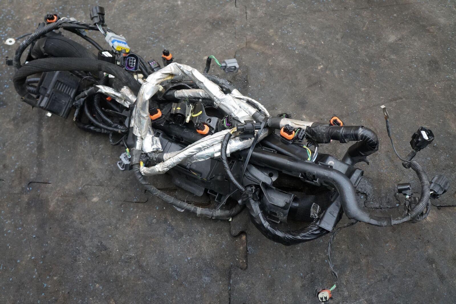 Engine Wiring Wire Harness 50l V8 Sc Lr082644 Oem Range Rover 2014