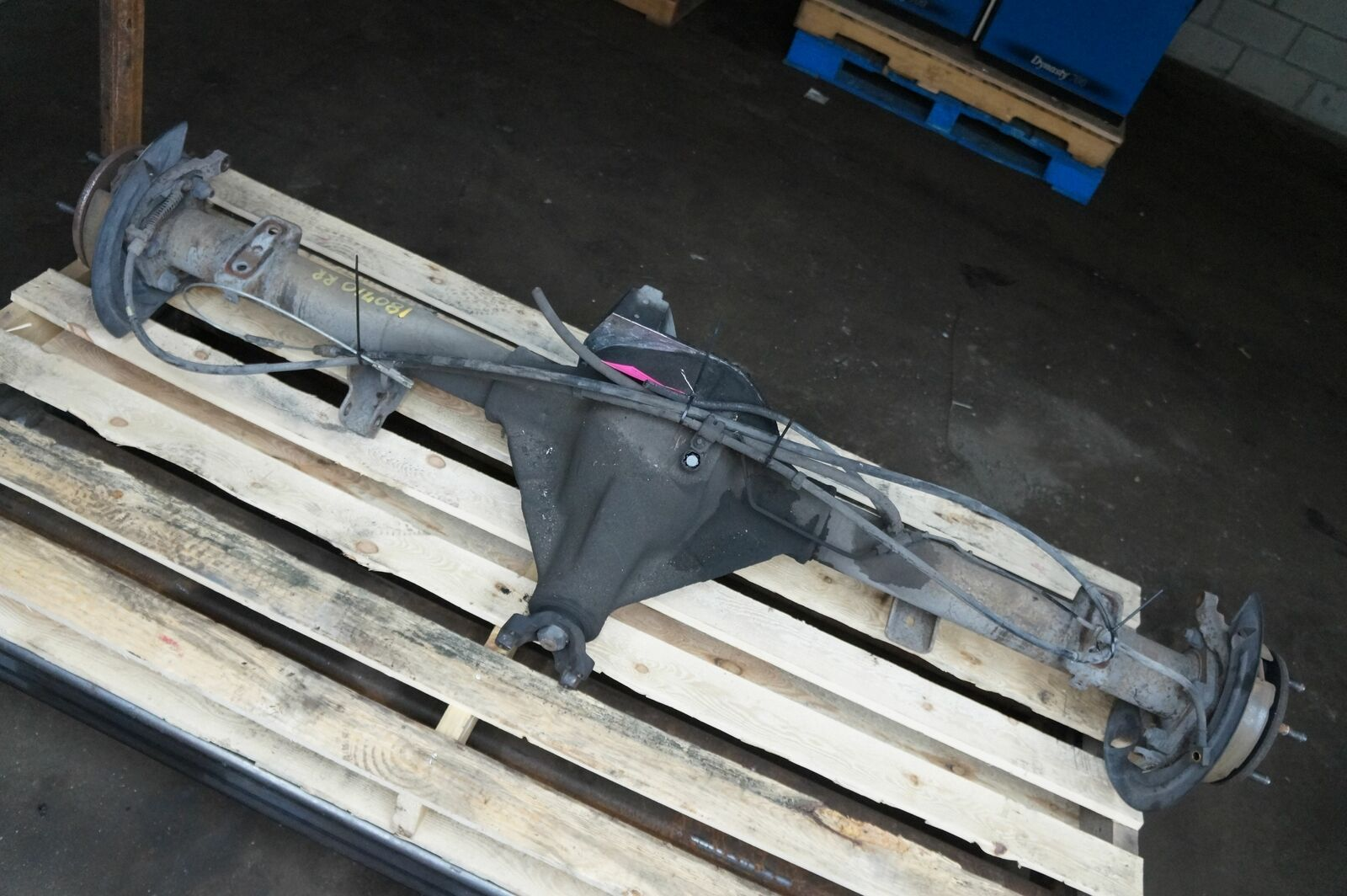 Rear Axle Differential Assembly 5143438AA Dodge Ram 1500 SRT10 05-06 Quad  Cab