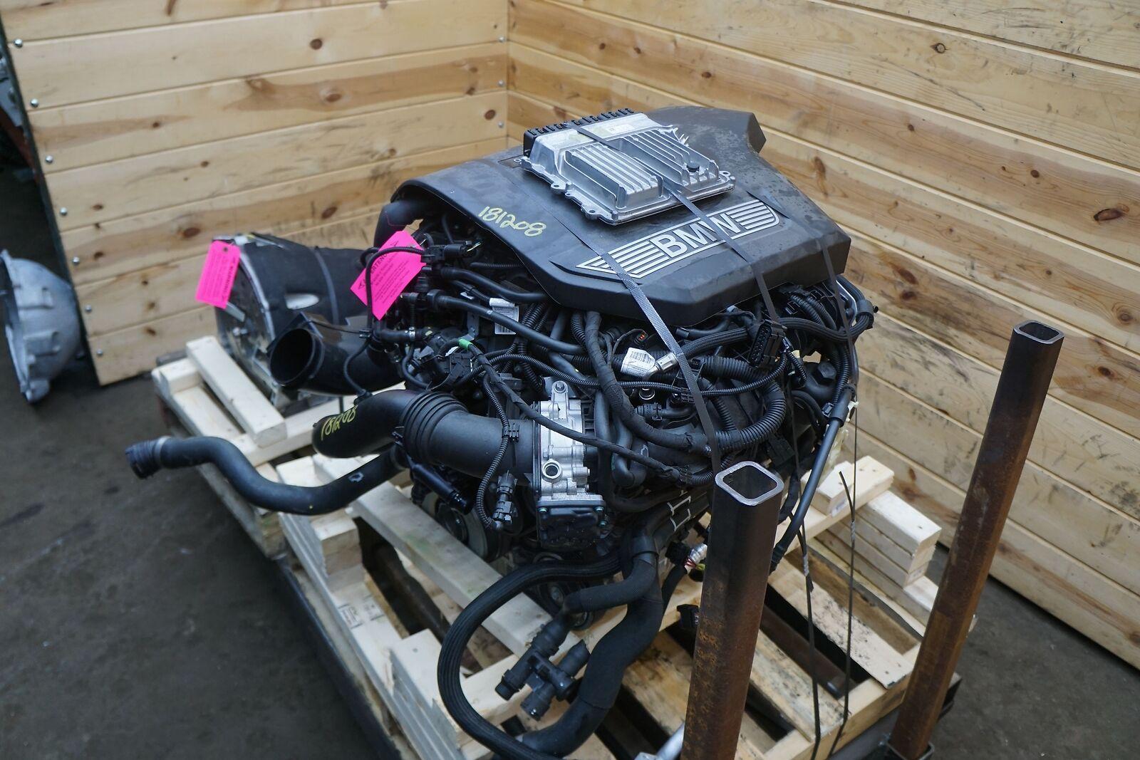 2 0l I4 Turbo B46 Engine Dropout Bmw