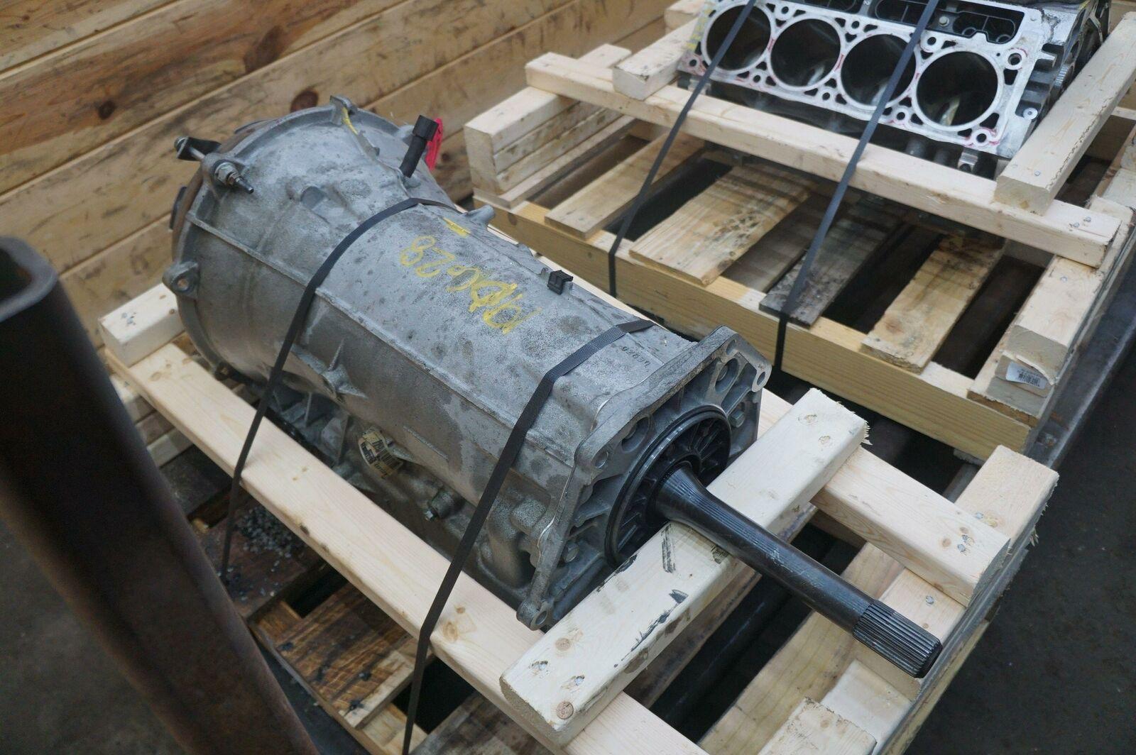 8-Speed Automatic Transmission Assembly Chevrolet Corvette C7 Base Z51  2015-17