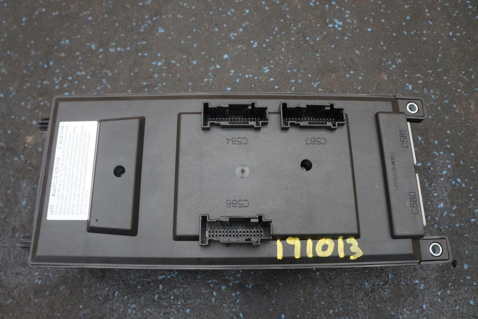 [SCHEMATICS_48IS]  Body Processor Control Module Fuse Box C2D32172 DW9314F041AF Jaguar XJ X351  2013 – Pacific Motors | Fuse Box Processor |  | Pacific Motors