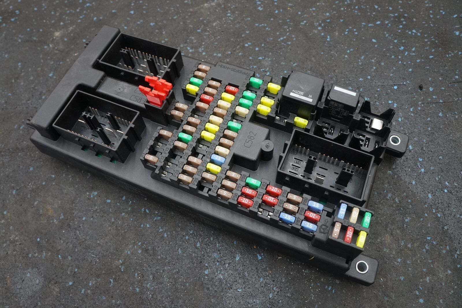Fuse Box Processor | Wiring Diagrams Fuse Box W on