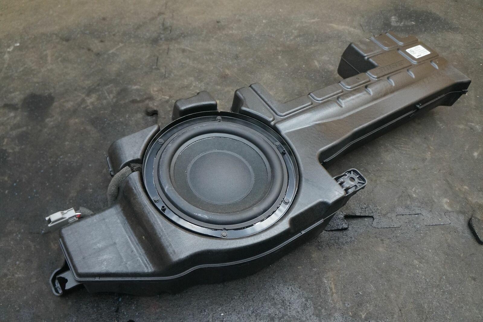 Bose Subwoofer Speaker Box Woofer 20985319 OEM Chevrolet Corvette C7 2014-18