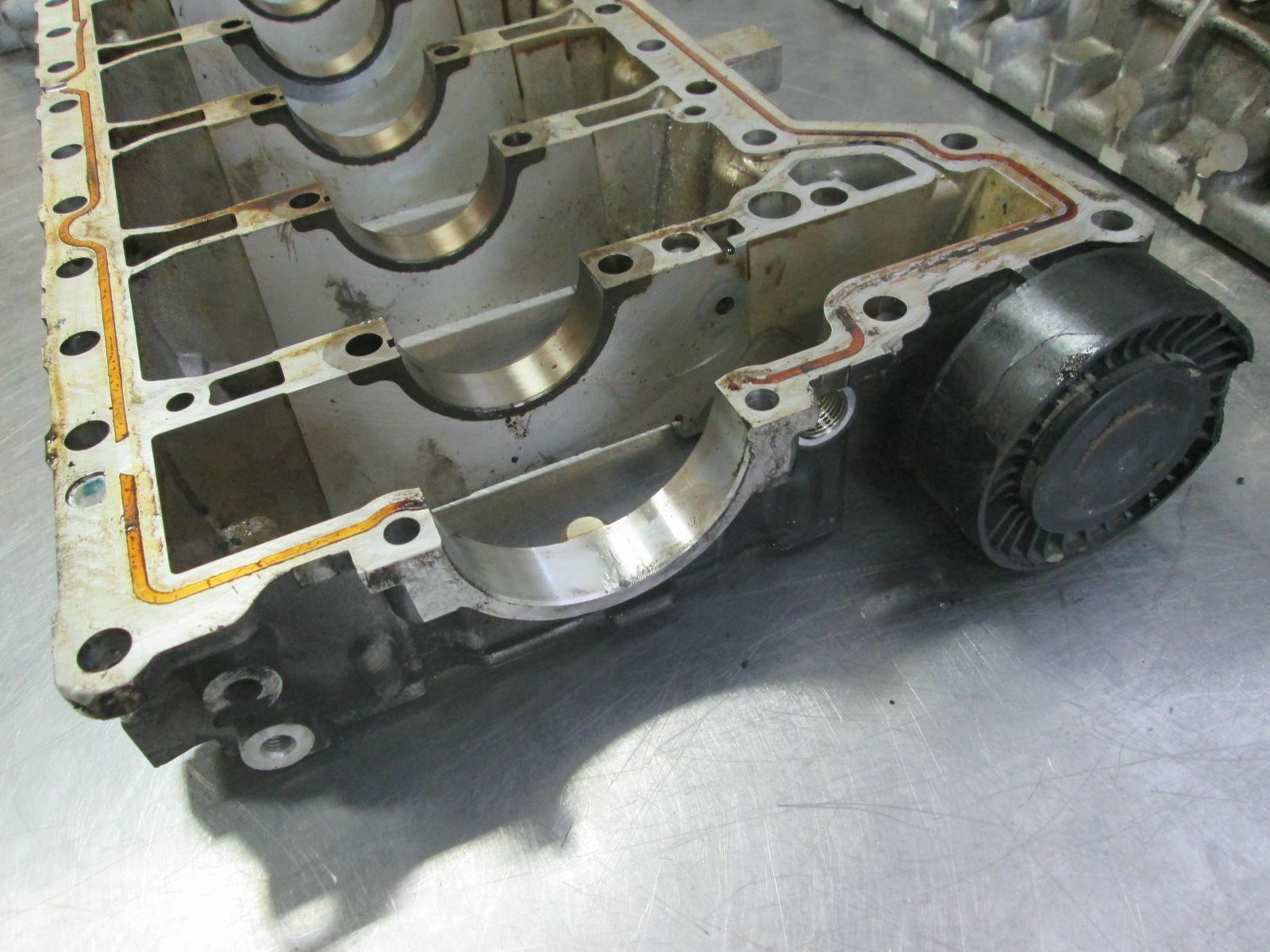 Engine Cylinder Block 3 0L Single Turbo N55 11112161561 BMW 335i E90 2011-12