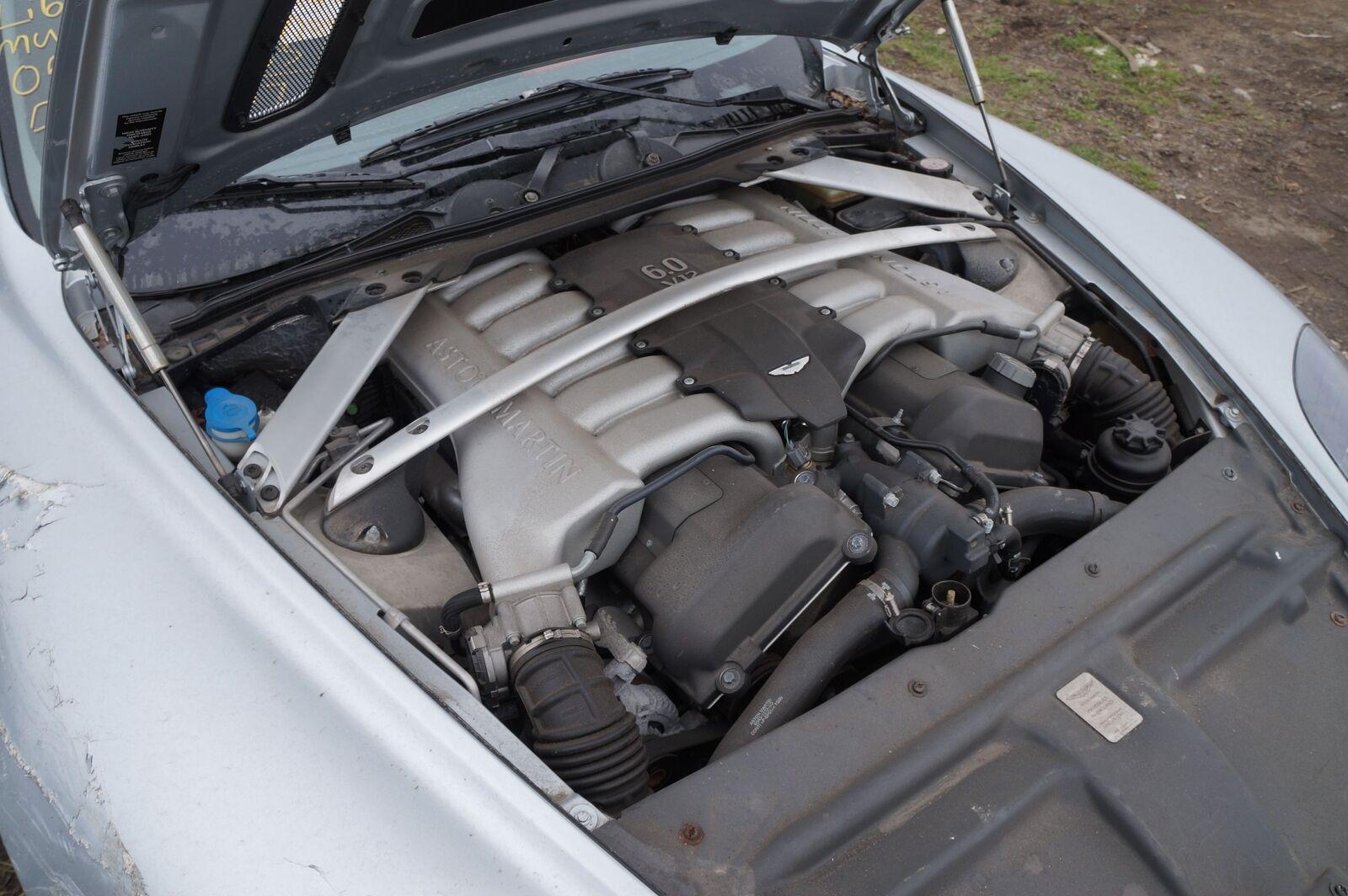 Engine Oil Pump 4g4e6621ad 5 9l V12 Aston Martin Db9 Rapide Dbs Vantage Virage