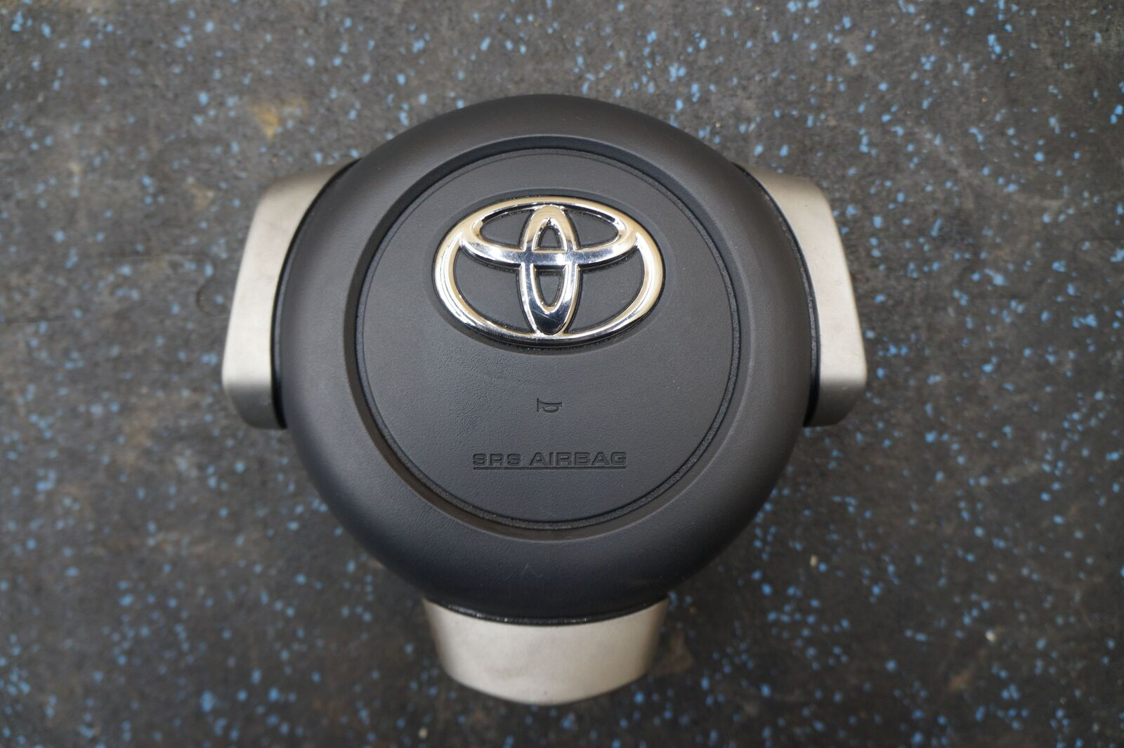Left Driver Steering Wheel Airbag Gray 4513035451b0 Toyota Fj