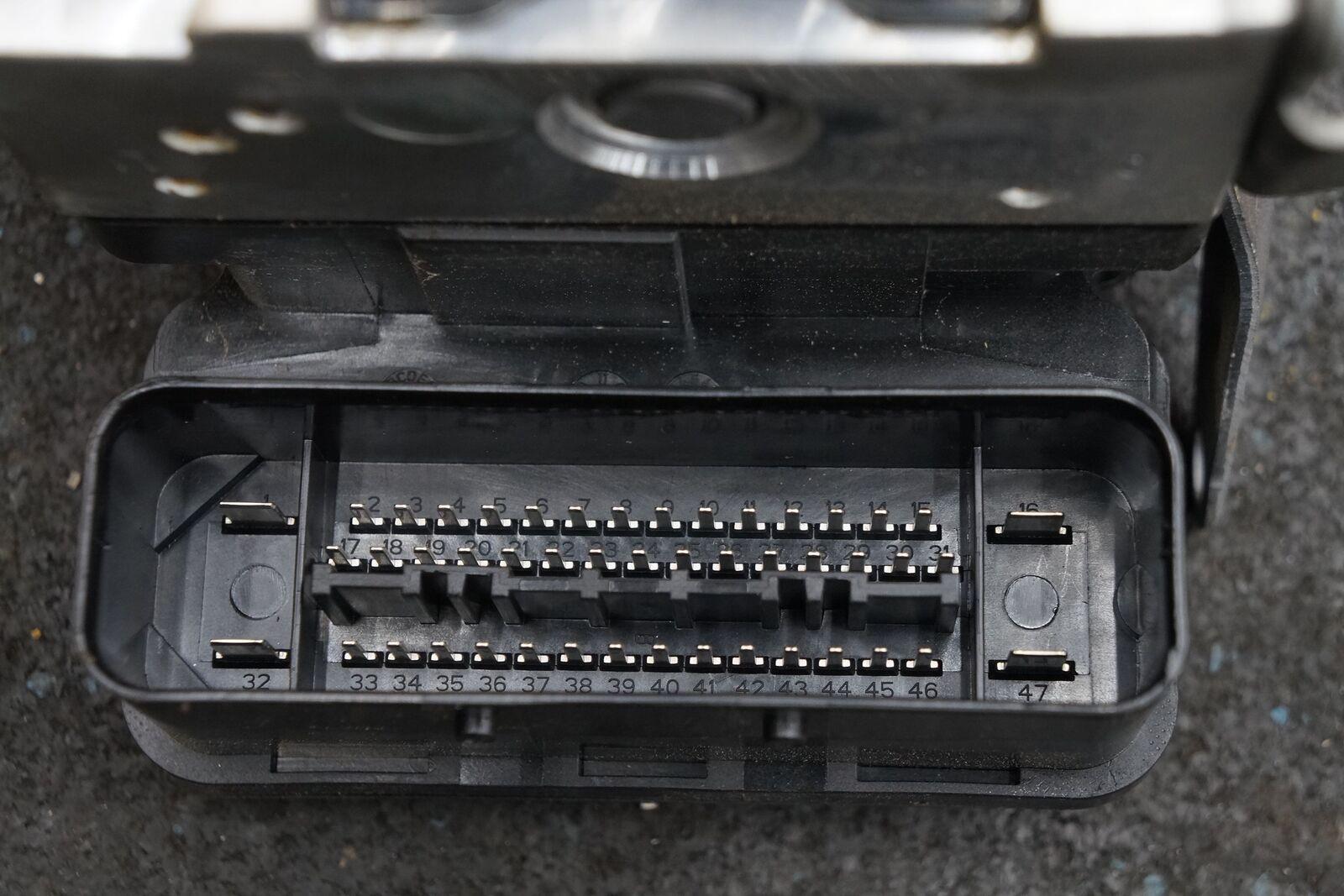 Anti Lock Brake ABS Pump Control Module 34507841955 BMW M3 E90 E92 E93  2008-13