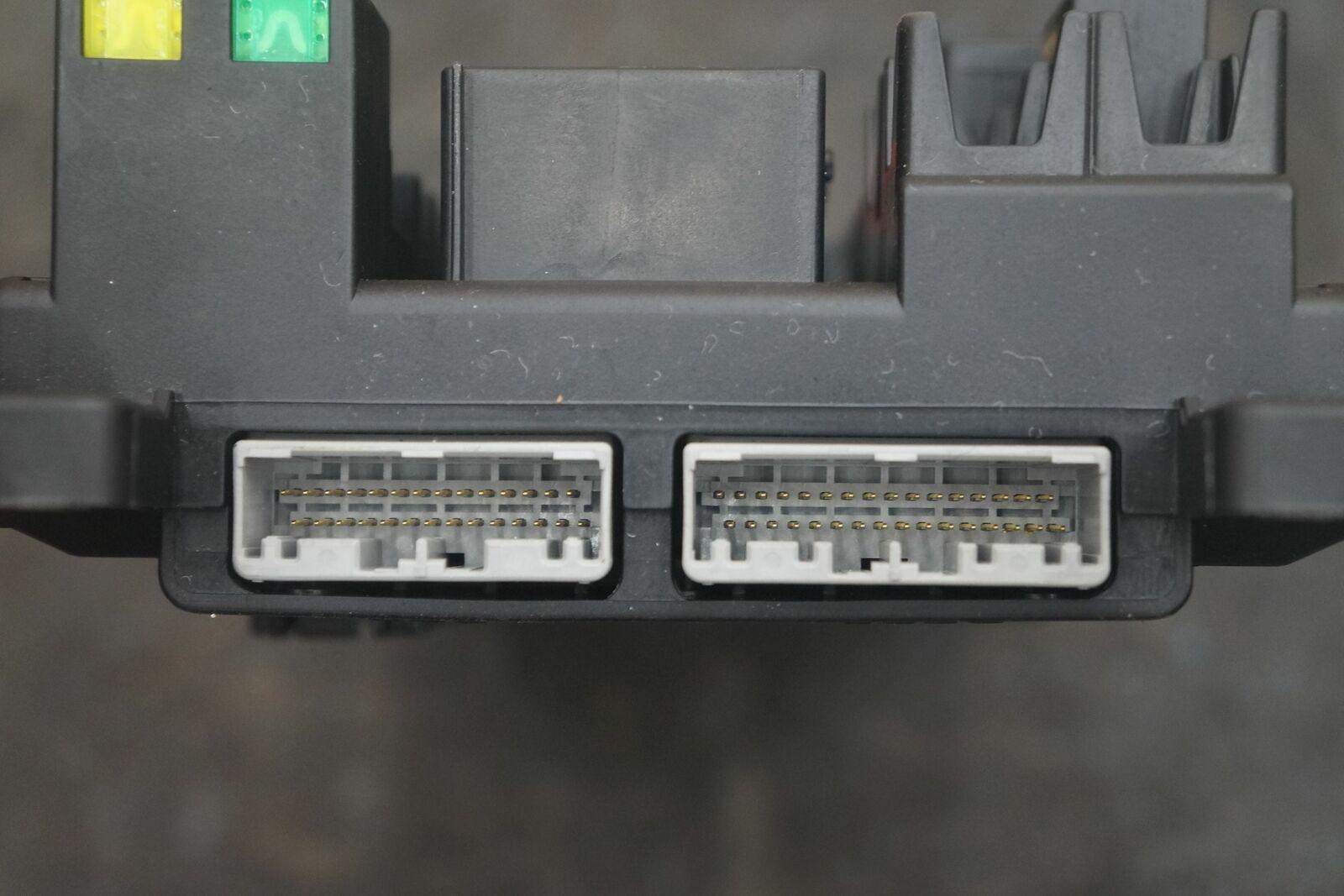 [DIAGRAM_3ER]  Body Processor Computer Control Module Fuse Box C2D20176 OEM Jaguar XJ  2010-12 – Pacific Motors | Fuse Box Processor |  | Pacific Motors