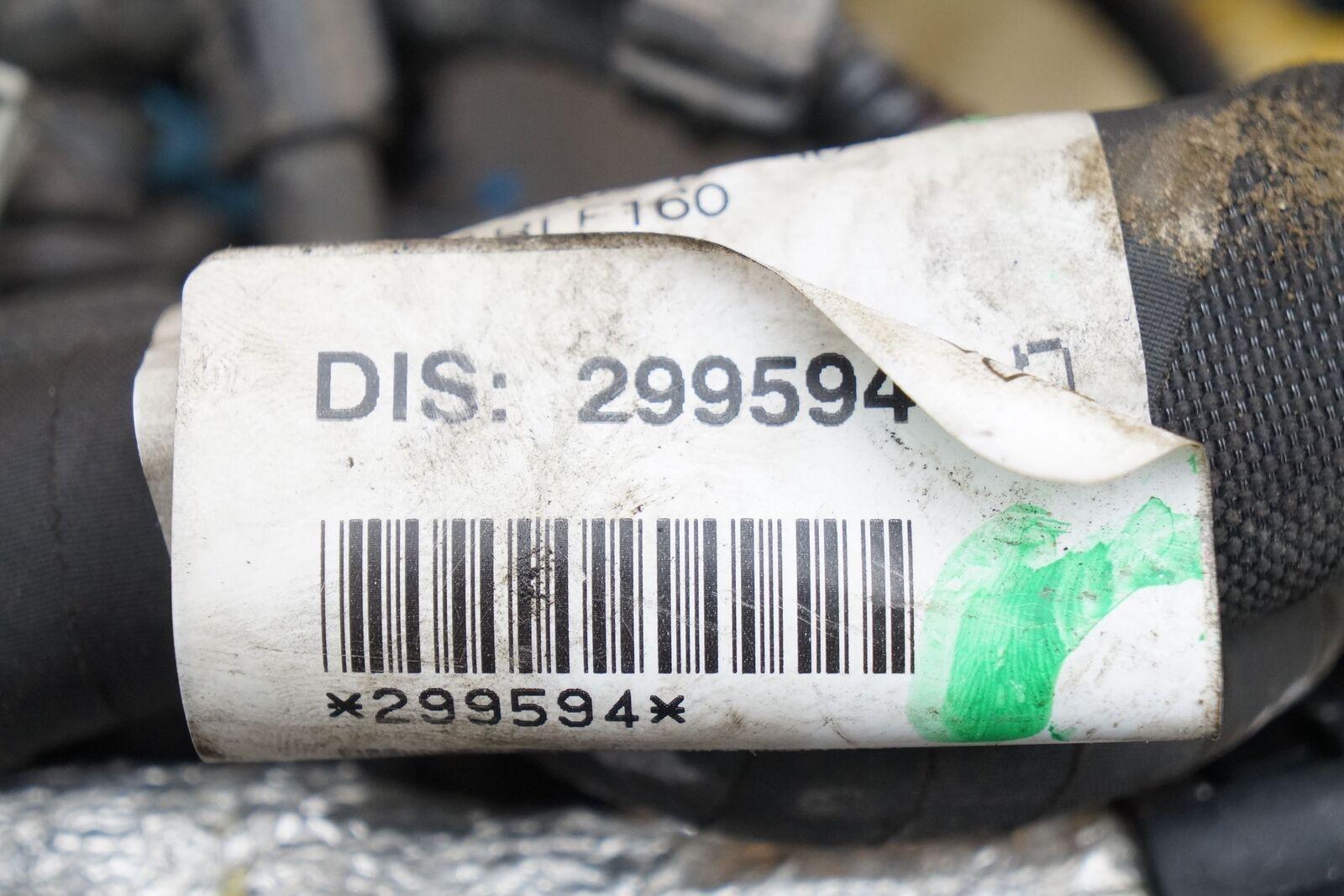 Engine Ignition Wire Wiring Harness 299594 Oem Maserati Ghibli M157