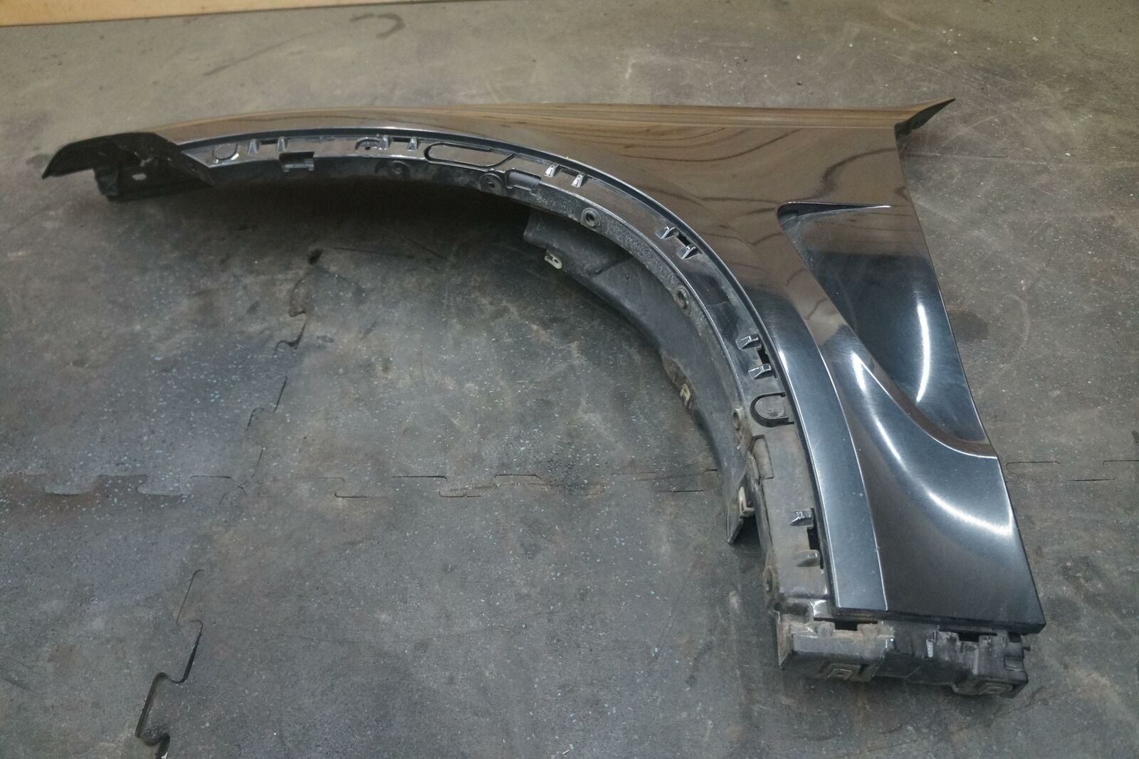 LEFT SIDE BMW X5 F15 SINCE 2014 FRONT WING PANEL