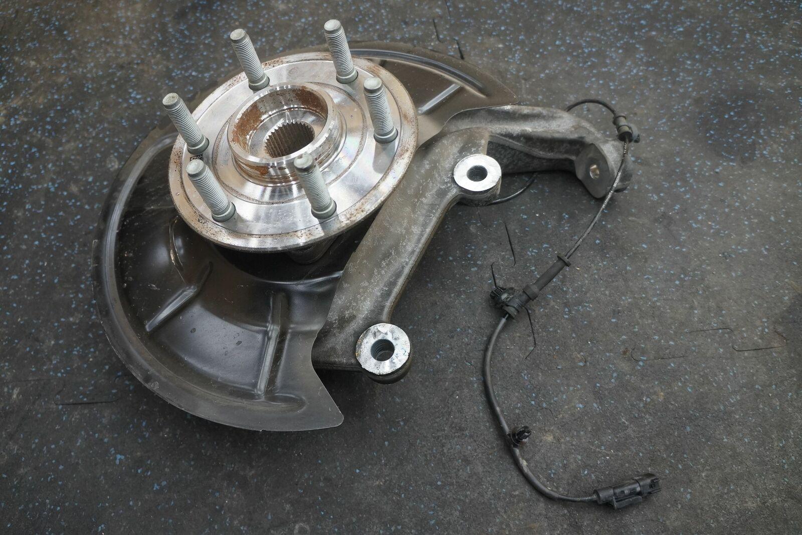 Wheel bearing dodge ram 1500