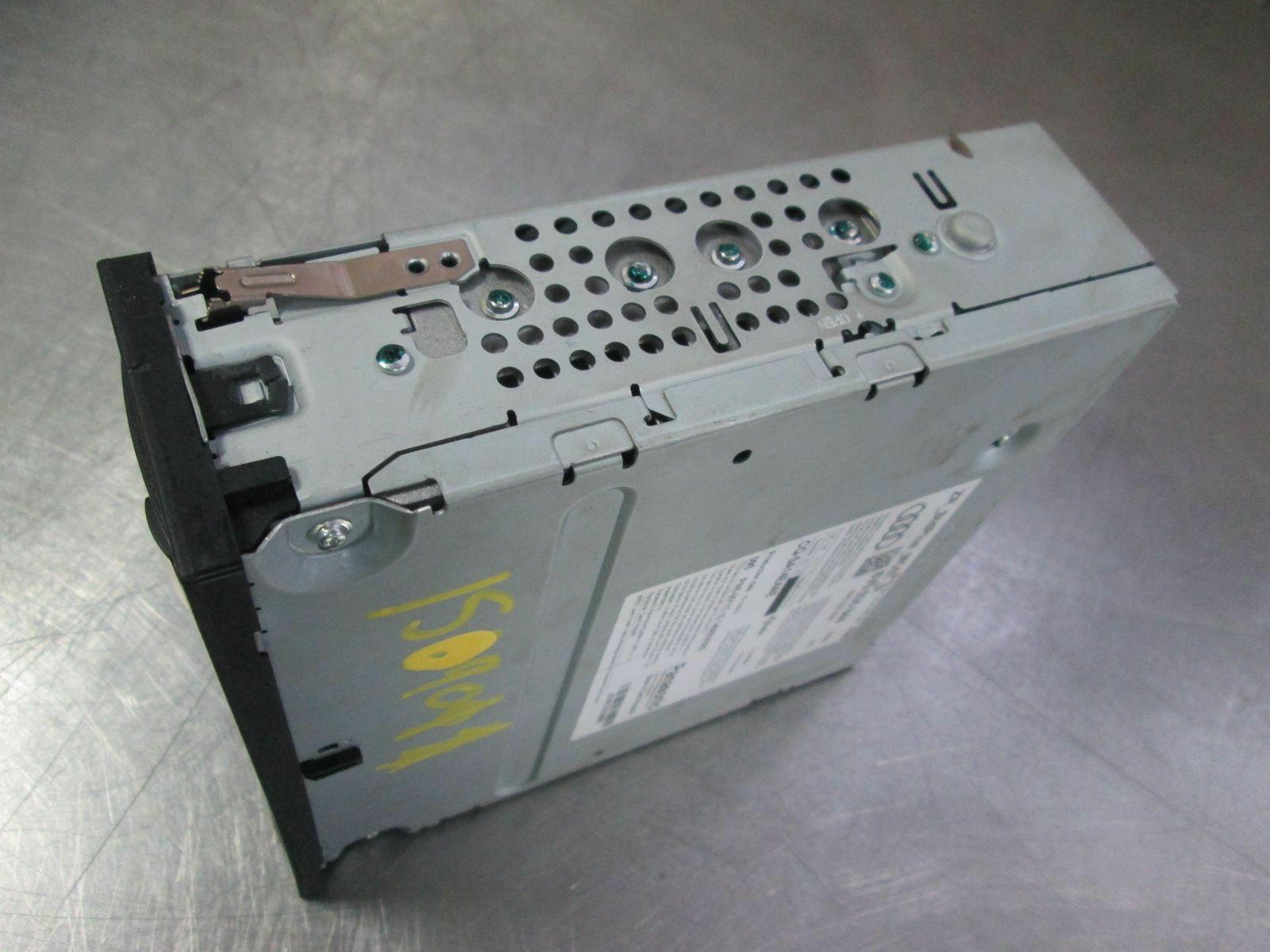 MMI Multimedia CD SD Disc Reader Player HD Radio 8V0035844 OEM Audi A3 S3  15-16