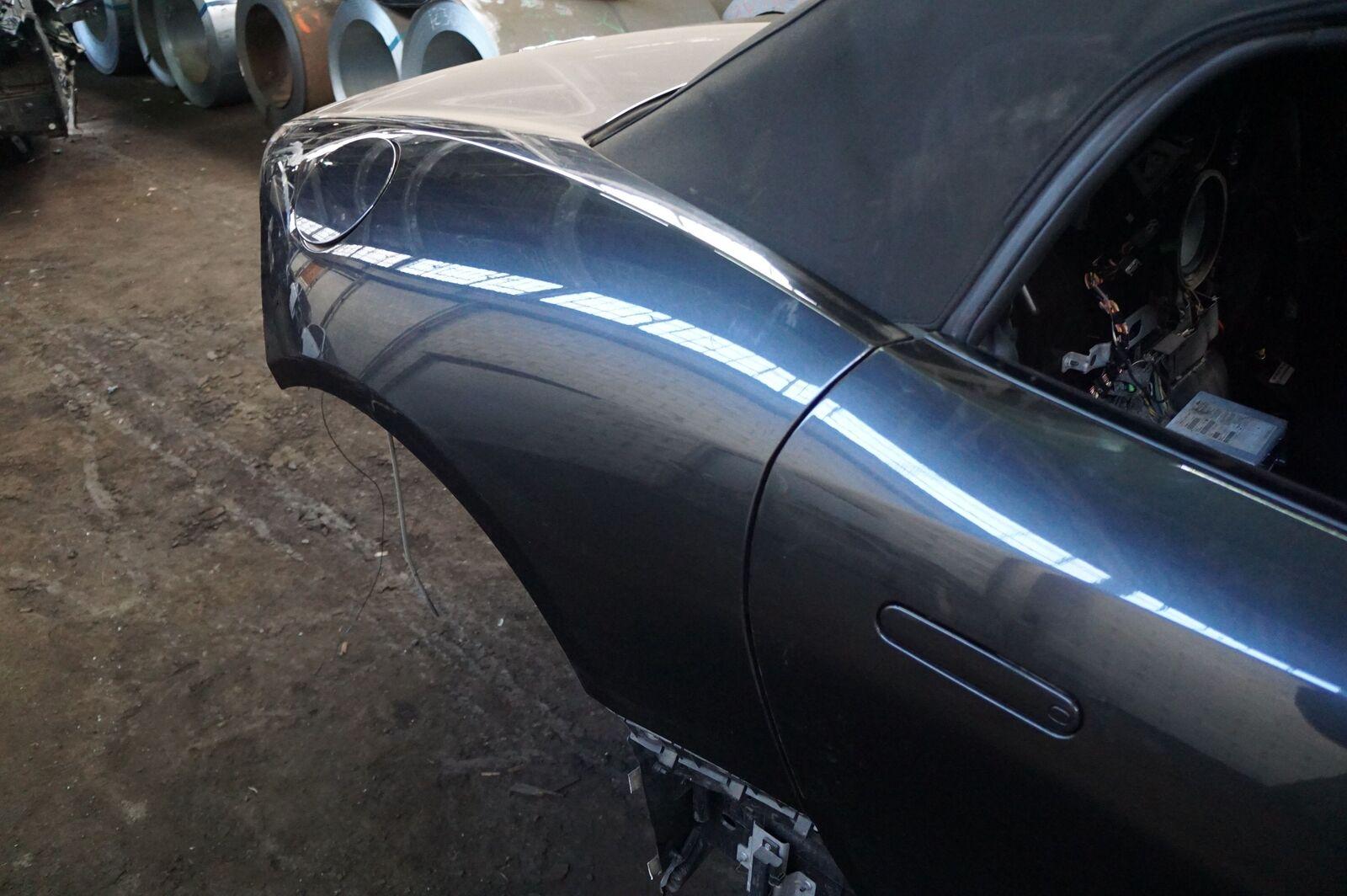 Rear Right Passenger Quarter Panel Structural Metal Body Cut Jaguar