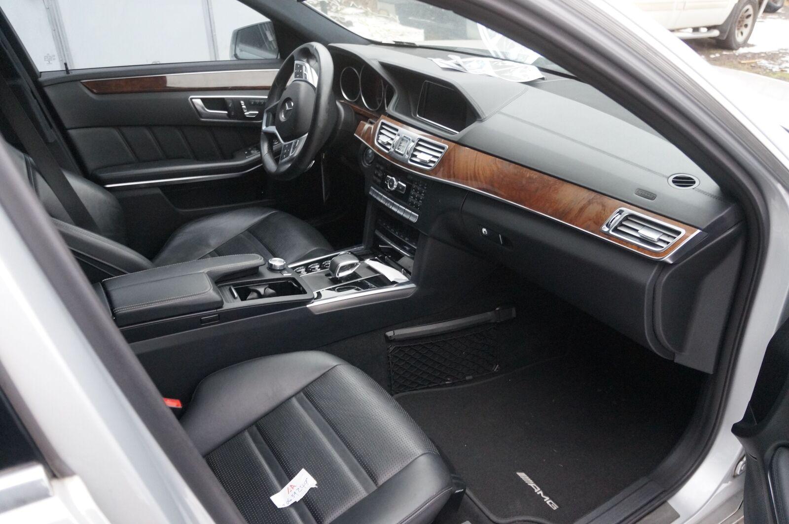 8c5f1bf4 Set Left Right Sun Visor Mirror Black OEM Mercedes E350 E550 E63 ...