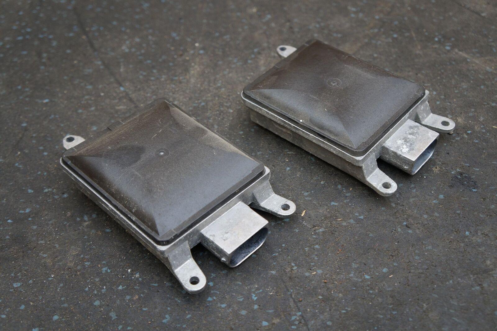 Set of 2 Rear Lane Assist Sensor 4G0907568L 4G0907566L OEM Audi RS7 2014-17