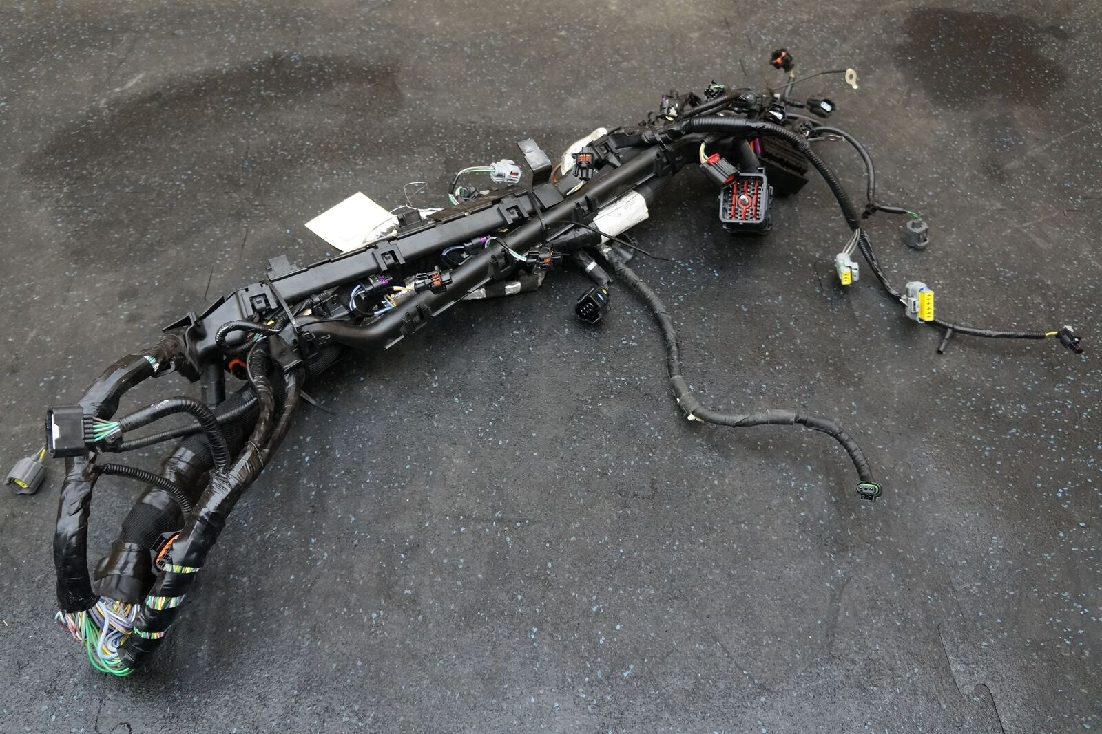 50l Supercharged Engine Wire Harness Dpla12b637cd Lr082644 Range Rover Wiring