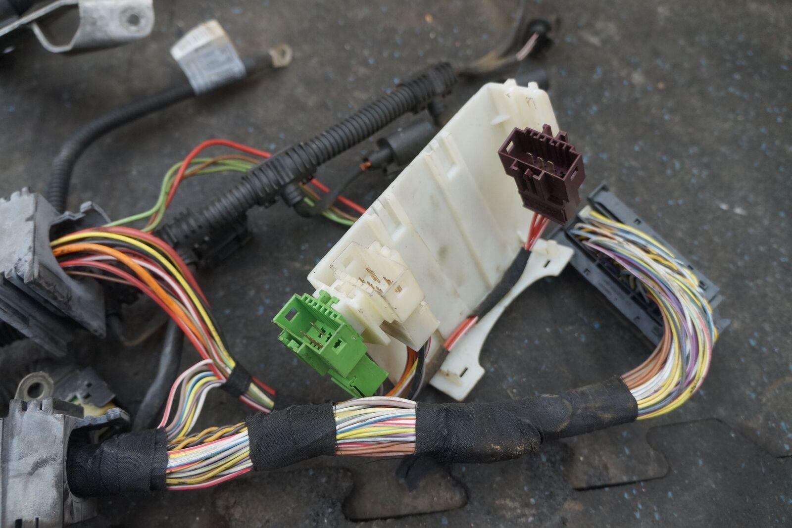 bmw 2 8 engine wire harness engine wiring wire harness 12517839272 oem bmw m3 e90 2008 13  engine wiring wire harness 12517839272
