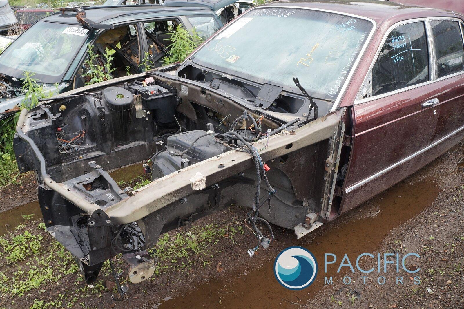 Front Left Quarter Frame Horn Fender Rail Structural Body Cut Bentley Arnage 99