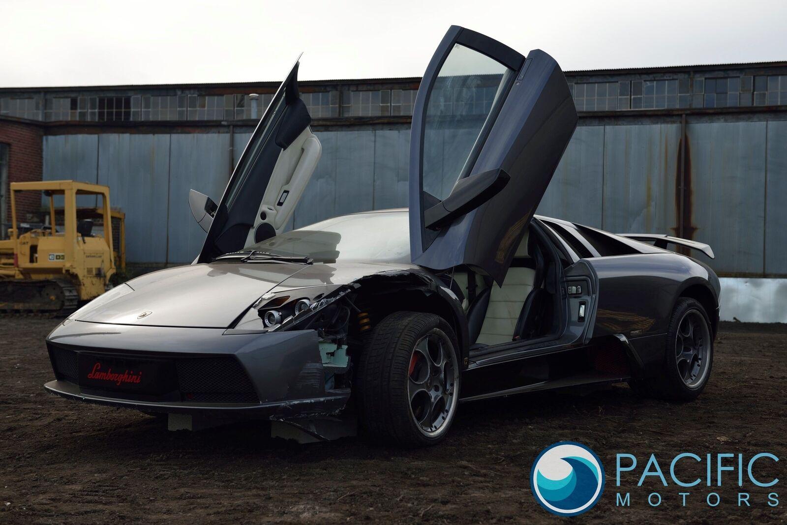 Left Engine Bay Window Cover Panel Carbon 418103781 Lamborghini
