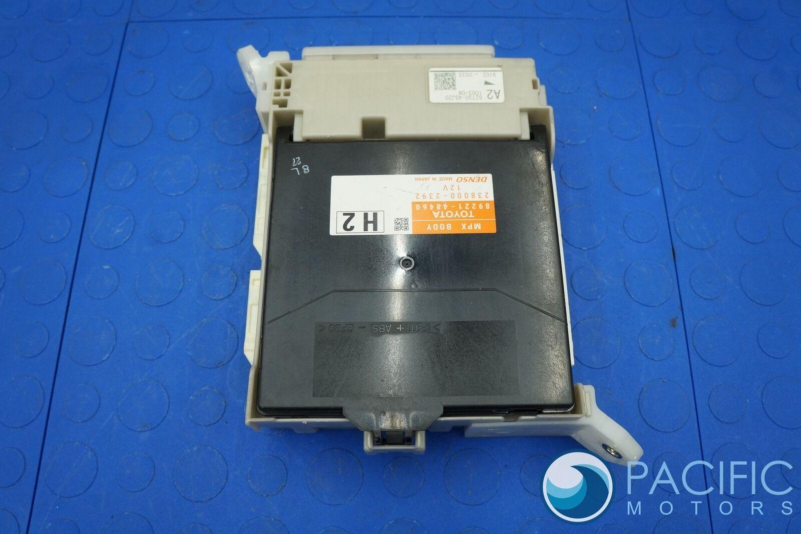 Multiplex Network Body Control Module & Fuse 8922148460 Lexus RX450 Hybrid  2010
