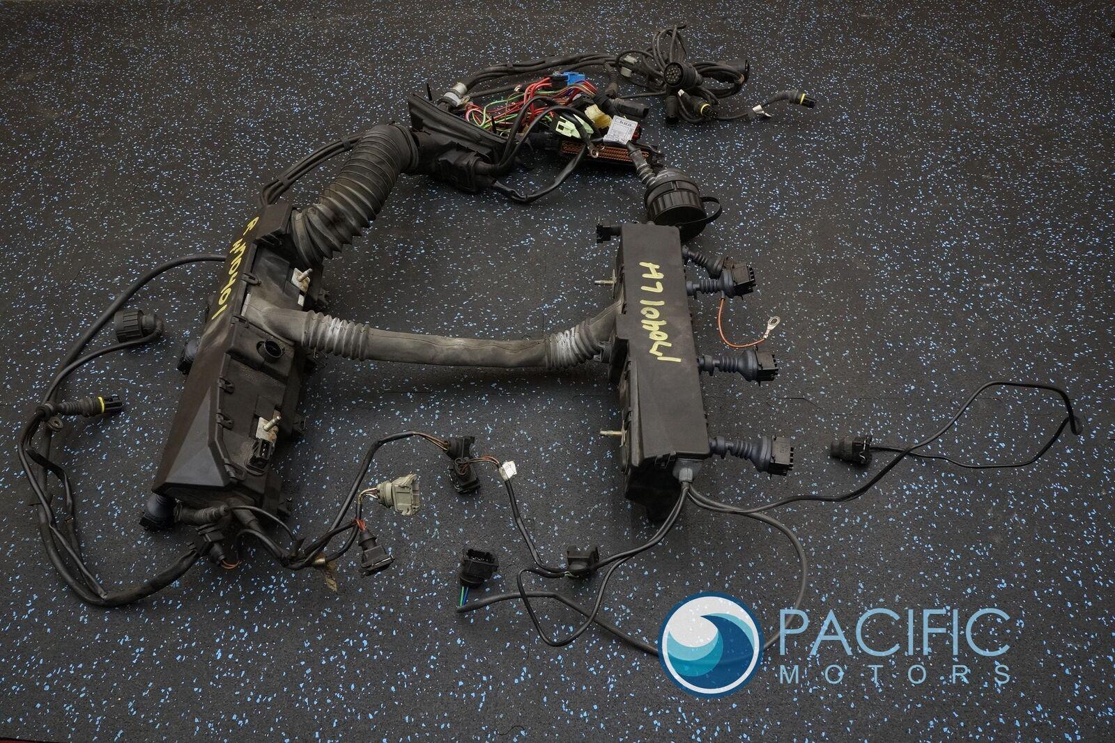 4 4l v8 engine wiring wire harness oem bentley arnage green label 1999