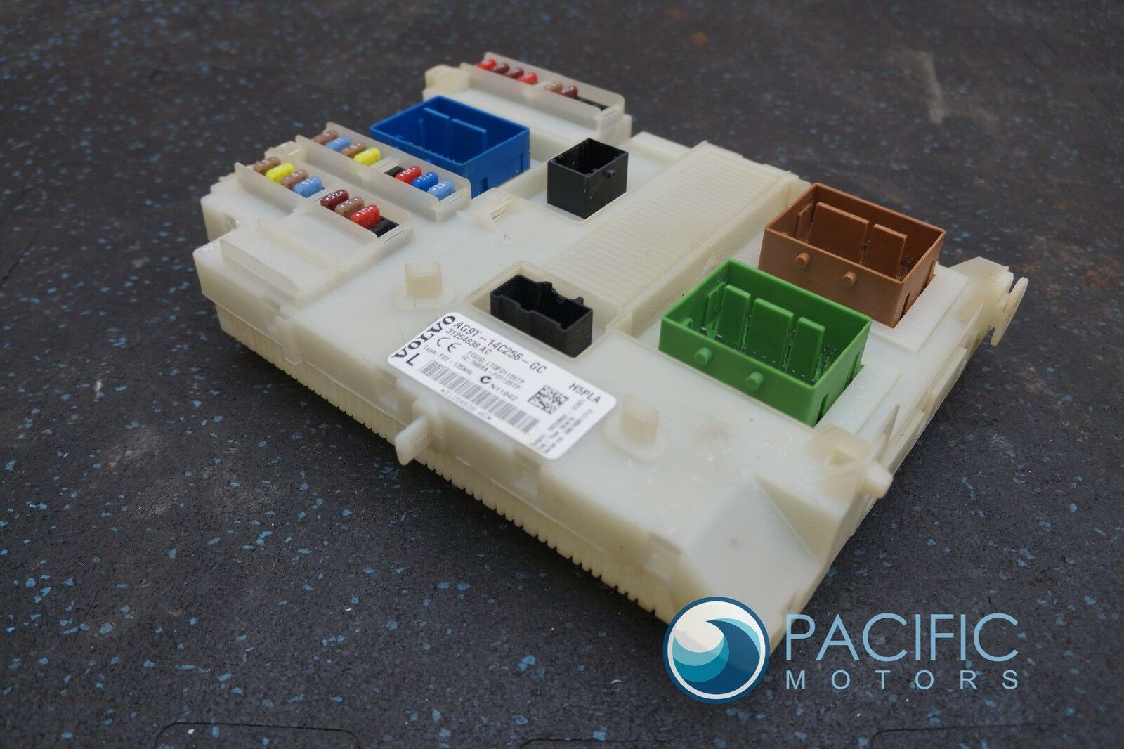 Body Control Module Fuse Box Assembly 31254838 AC OEM Volvo S80 2008-16 –  Pacific Motors
