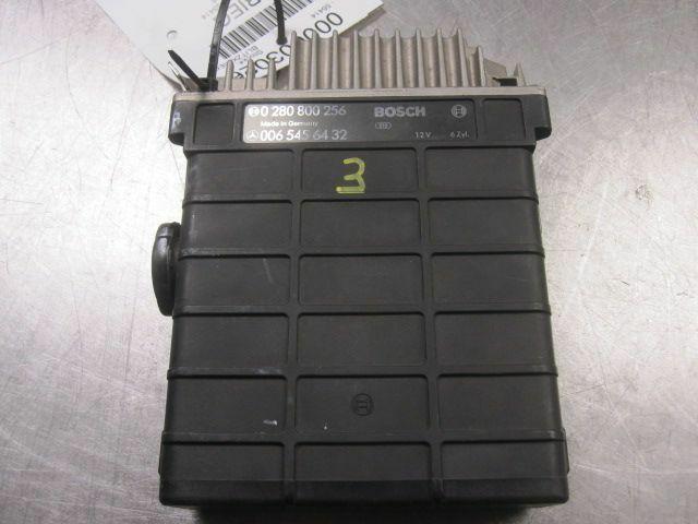 Engine Computer Module Ecu 0065456432 0280800256 MERCEDES 300E 1989
