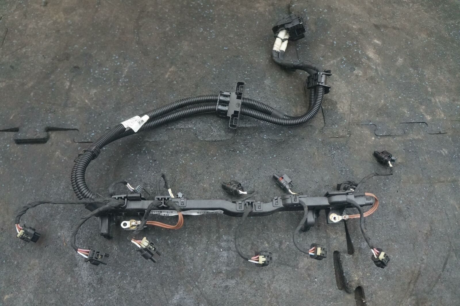engine ignition module wiring wire harness 12518631669 oem bmw 740i g11 g12  2017 – pacific motors  pacific motors