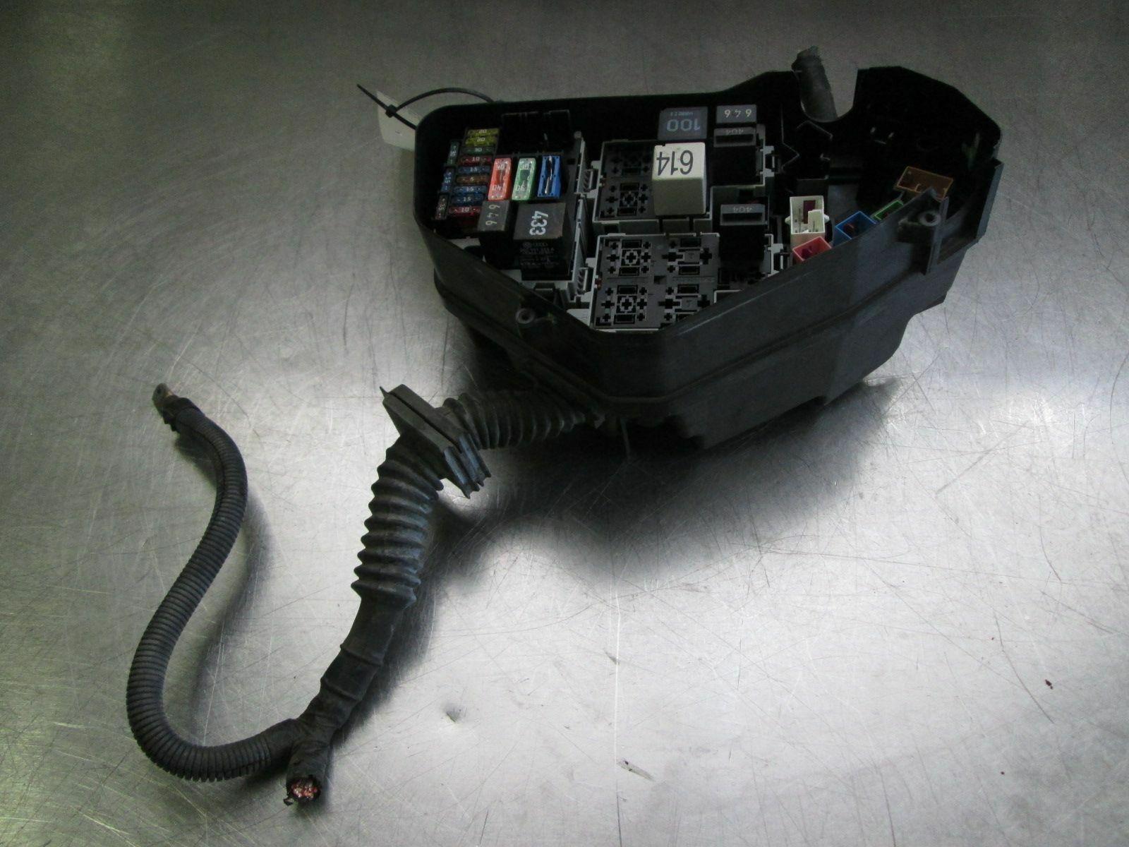 engine relay power junction fuse box 4 2l v8 7p0907295b. Black Bedroom Furniture Sets. Home Design Ideas
