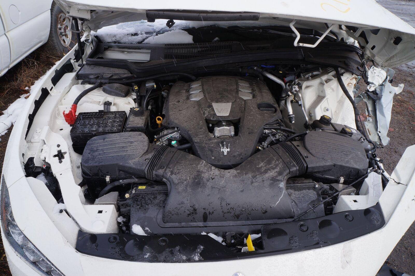 Engine Wiring Wire Harness 299594 Oem 30l Maserati Ghibli