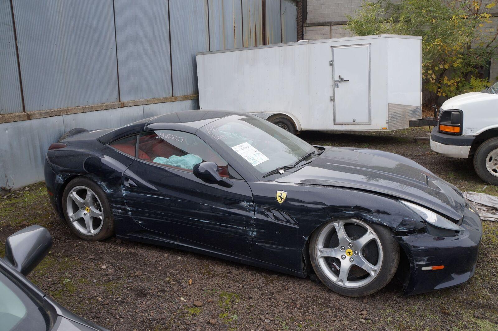 Interior Rear View Mirror 81614000 Ferrari California 2010 Pacific