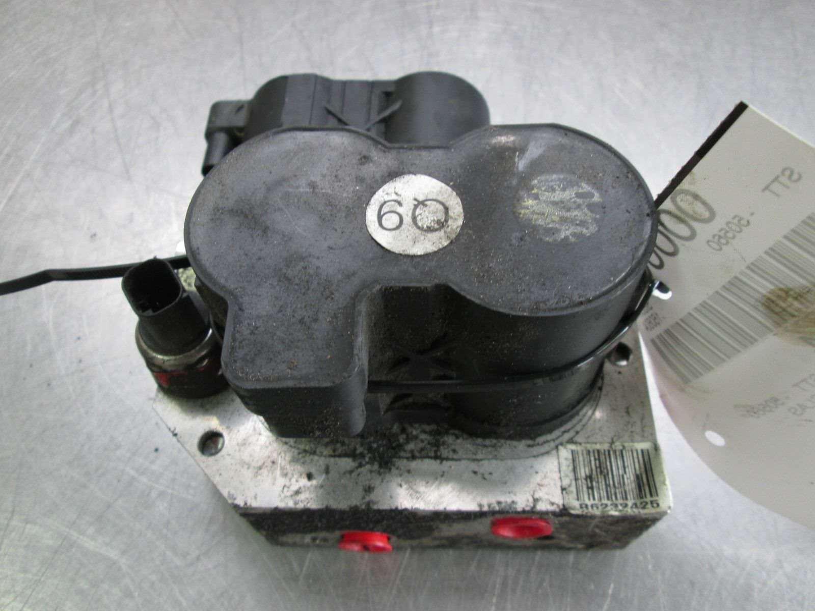 Rear Suspension ABC Hydraulic Valve Block 2213200358 Mercedes CL600 W216  2007