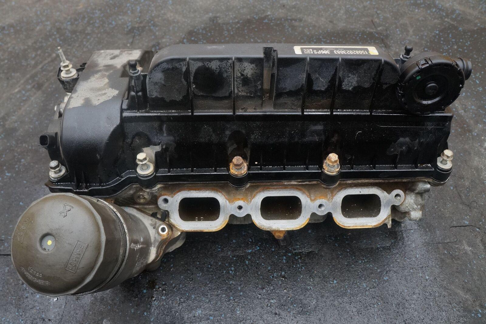 l-head type engine