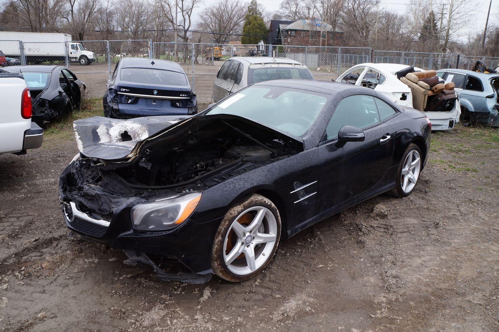 2005-2011 Mercedes Benz Sl65 Amg Custom Fit Sun Shade